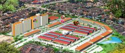 Alam Jaya - AJCC 46 ac Aerial View