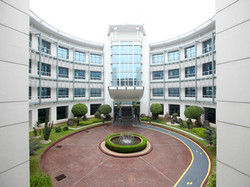 BASF Office - Internal Courtyard