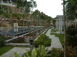 Perdana Emerald - Walk Path View