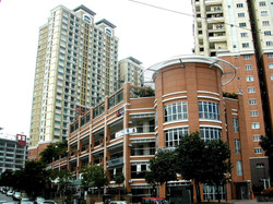 Perdana Emerald - Corner Retail View