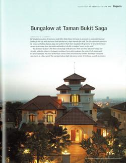 Architecture Malaysia-Bk Saga Hse1/3