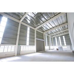 GB Land BA1 Interior Factory View