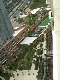 Perdana Emerald - From Top View