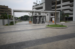 First Residence - Entrance Gate