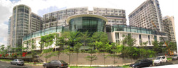 Empire Subang - Overall Front View