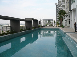 First Residence - Pool View
