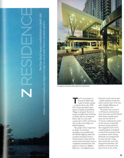 """Featured """"Z Residence""""- 2/6"""