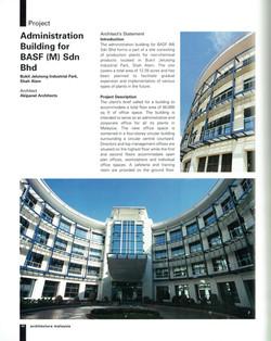 Architecture Malaysia-BASF Office1/4