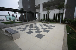 first Residence - Chess Board
