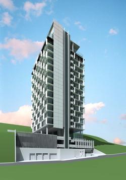 Bangsar Condo - Overall View