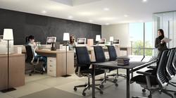 GB Land BK3 Office Interior
