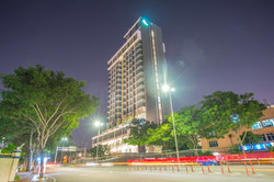 Infinity Tower - Front View 2