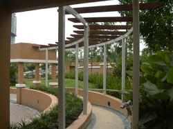 Perdana Emerald - Roof Garden View