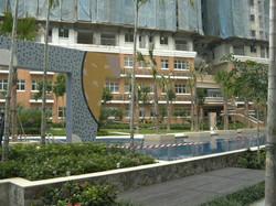 Perdana Emerald - Feature Wall View