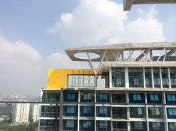 Z Residence - Roof Top Feature
