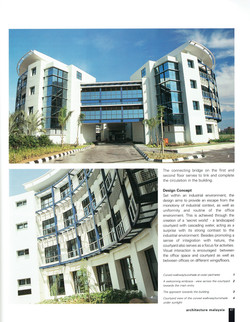 Architecture Malaysia-BASF Office2/4