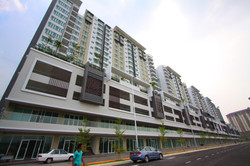 First Residence - Front Facade