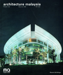 Architecture Malaysia- May/June 1999