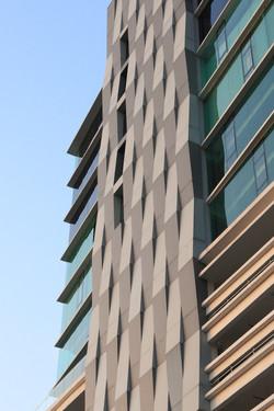Empire Gallery - Office Tower Facade