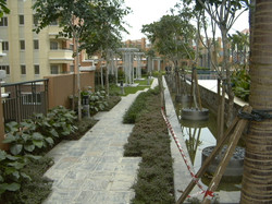 Perdana Emerald - Pathway View