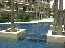 Perdana Emerald - Pool View