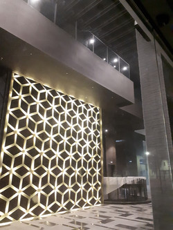 Infinity Tower - Lobby Interior