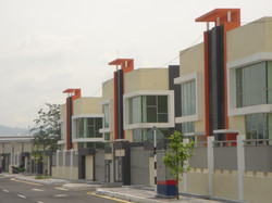 GB Land BA1 Street Front View