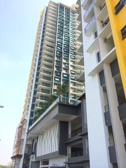 Z Residence - Corner Facade View