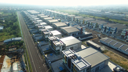 The Ideos - Aerial View