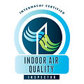 InterNACHI certified indoor air quality
