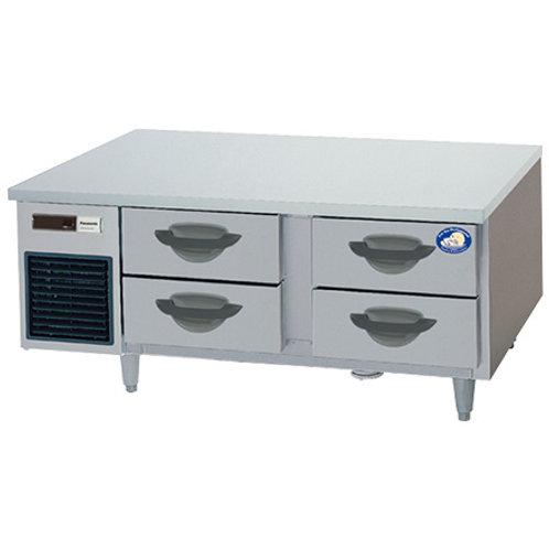 2段ドロワー冷蔵庫 SUR-DG1261-2B1