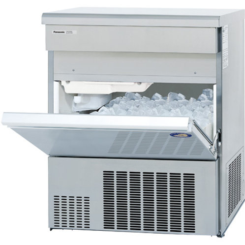 製氷機 バーチカルタイプ SIM-S5500B キューブアイス