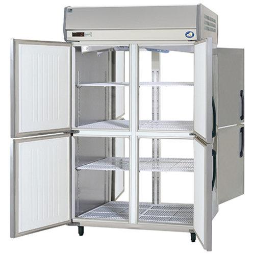 タテ型 パススルー冷凍庫 SRF-KP1283