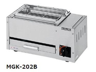 下火式焼物器 炭焼き 熱板タイプ 兼用型 MGK-204B