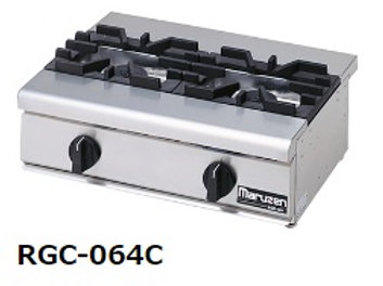 パワークックガステーブルコンロ RGC-064C