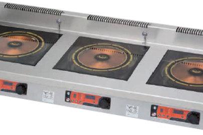 IHクリーンコンロ インジケーター搭載機種 発光スケルトン 単機能シリーズ  MIH-SLW333D