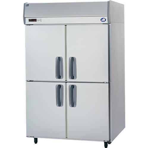 タテ型 冷蔵庫 SRR-K1281SB センターフリー