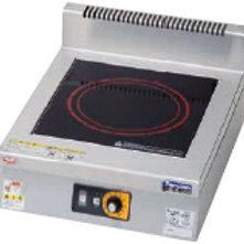 IHクリーンコンロ 卓上型 単機能・低価格シリーズ 標準プレート MIH-P03B