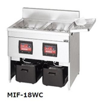 電磁フライヤー レギュラータイプ MIF-18WC