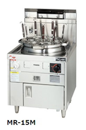 ラーメン窯 ゆで麺機 MR-15M