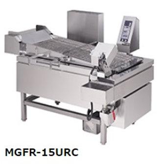 ガス連続自動フライヤー Uターンタイプ MGFR-15URC