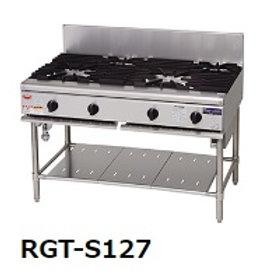 パワークックガステーブル 立ち消え安全装置搭載タイプ RGT-S096