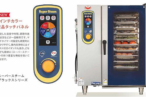 スチームコンベクションオーブン スーパースチーム デラックスシリーズ ガス式 SSCG-05D