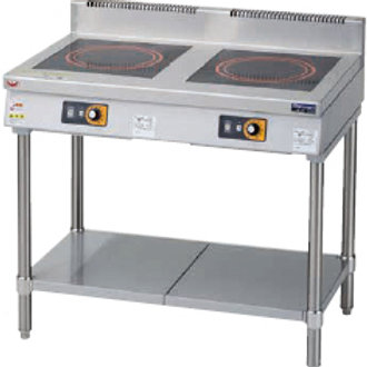 IHクリーンテーブル  単機能・低価格シリーズ 耐衝撃プレート MIT-KP05B
