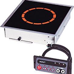 IHクリーンコンロ ビルトインタイプ 標準プレート MIHB-20C