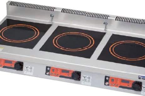 IHクリーンコンロ 卓上型 高機能シリーズ 耐衝撃プレート MIHX-K555D