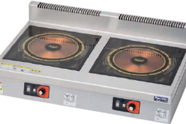 IHクリーンコンロ インジケーター搭載機種 発光スケルトン 単機能シリーズ  MIH-SL55D