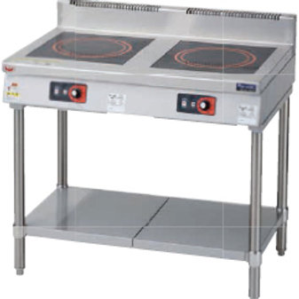 IHクリーンテーブル 単機能シリーズ 標準プレート MIT-55C