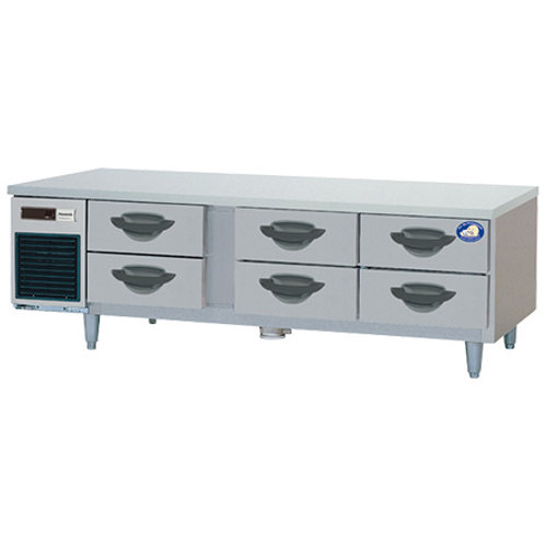 2段ドロワー冷凍庫 SUF-DG1661-2B1