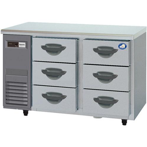 3段ドロワー冷凍庫 SUF-DK1261-3